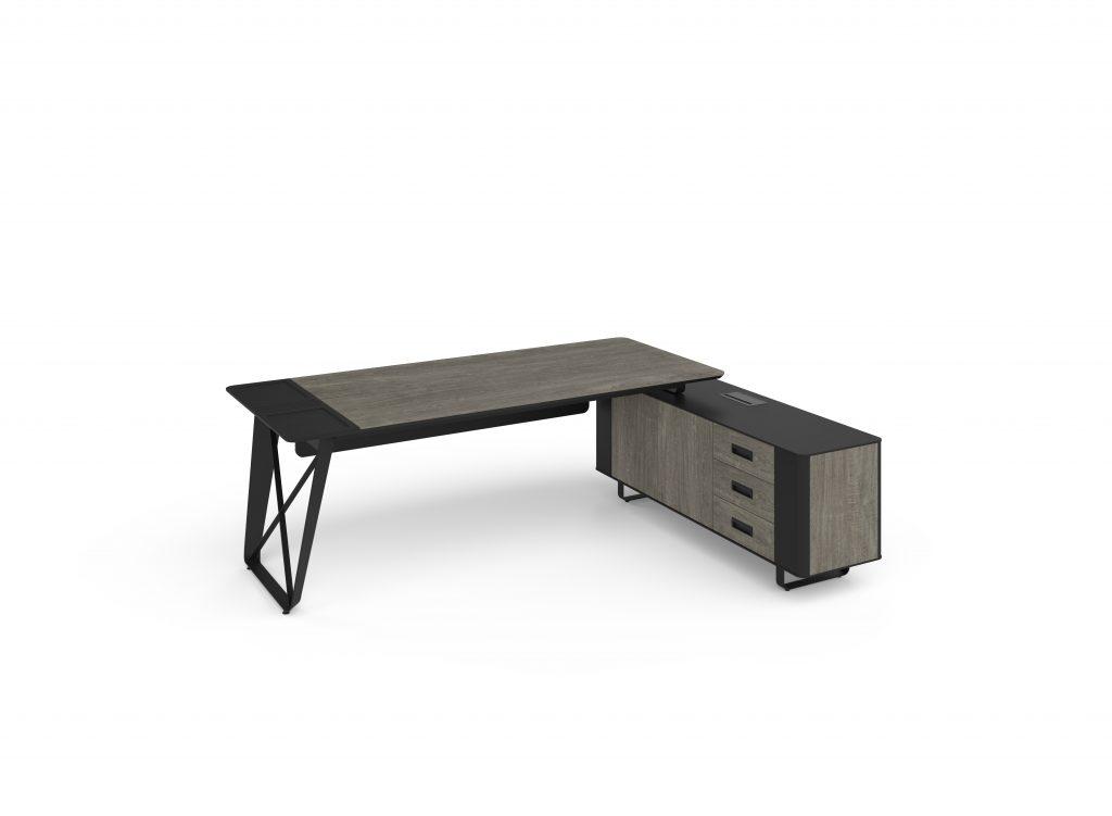 alpi x berlin siyah etajerli masa içten