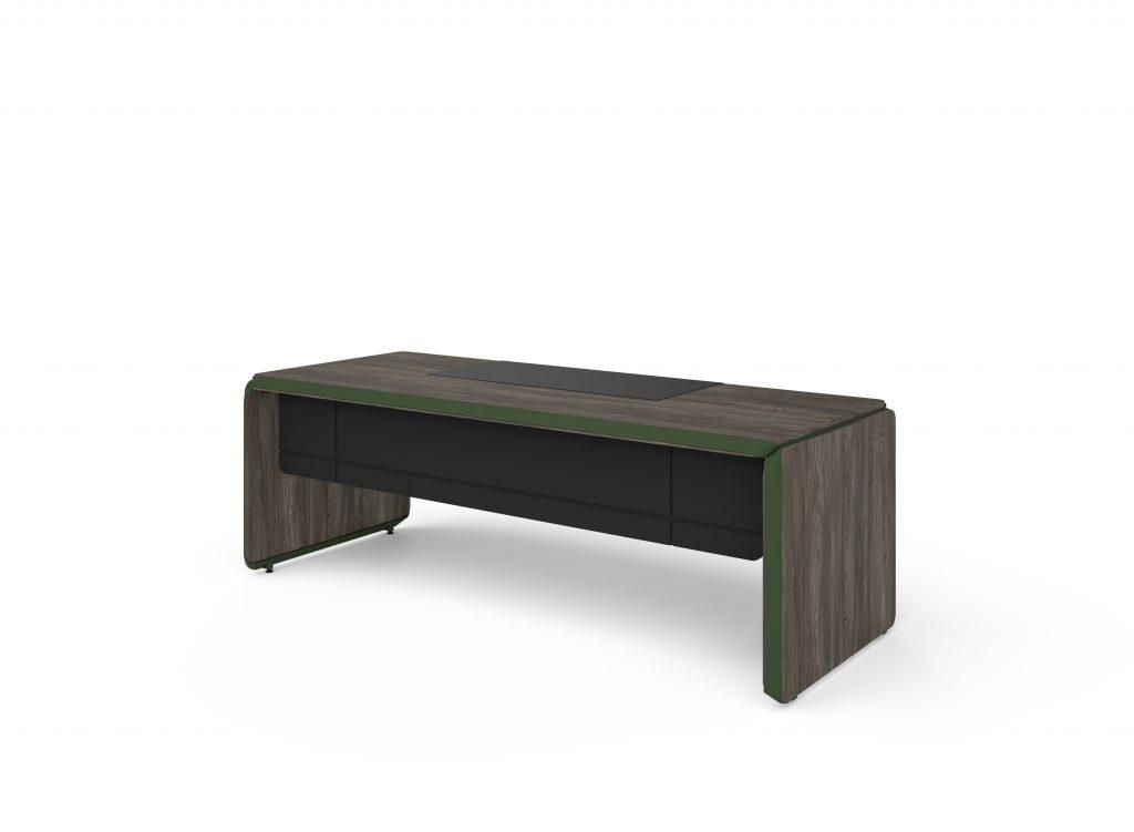 cool ney siyah yeşil masa
